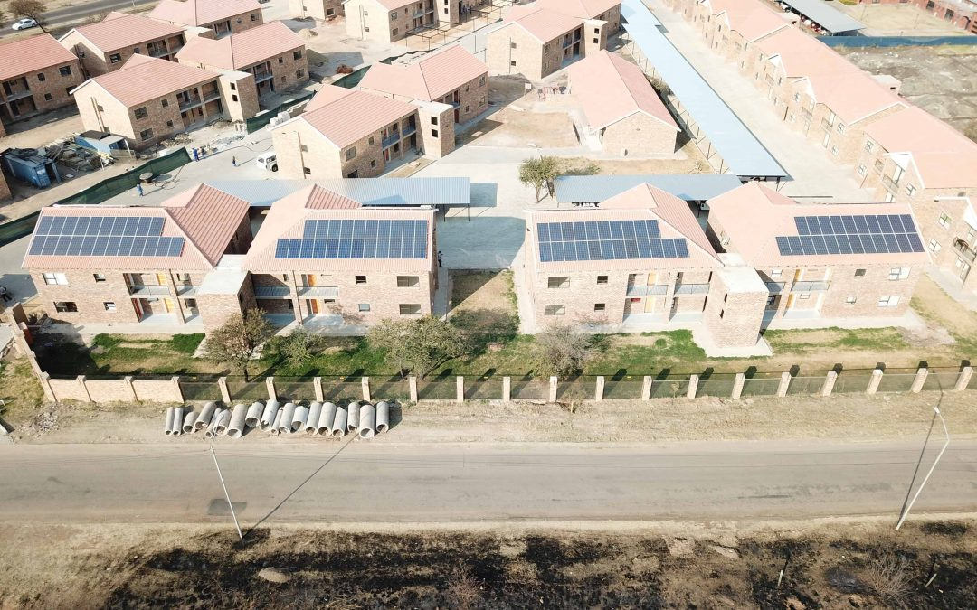 Multi-Dwelling Development, Gauteng